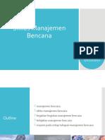 RPS 6 - 1711221012 - Jefri Zulkhairun - Siklus Manajemen Bencana.pptx