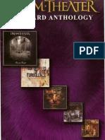 Dream Theater - Keyboard Anthology