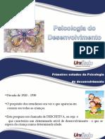 1. Apresentação Psicologia Dsenvolvimento