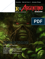 Hector El Argentino Magazine #1