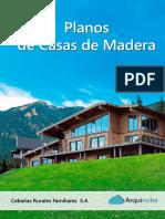 Planos De Casas De Madera - Arquinube.pdf