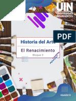 Bloque 3 Historia del Arte