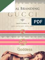 globalbranding OF GUCCI
