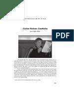 NETTO, J. P. Homenagem de vida  a Carlos Nelson Coutinho.pdf