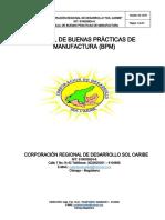 BUENAS PRACTICAS DE MANUFACTURA HCB