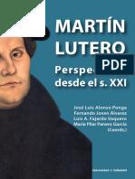 MARTÍN LUTERO Perspectivas desde el s. XXI - Cubierta.pdf