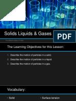 Solids Liquids & Gases (PDF)