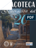 Guía de Museo Pinacoteca
