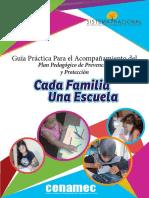 CENAMEC GUIA PRACTICA PARA CADA FAMILIA UNA ESCUELA