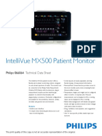 IntelliVue MX500 Patient Monitor TDS.pdf