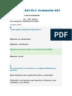 Evidencia AA1 EVALUACION