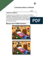 INTRODUCCIÓN A LA HABILIDAD COMPARAR, VARIABLES FÍSICAS