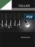 CONCENTRACIÓN Formato de presentación de talleres