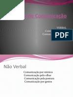 AULA 1 TIPOS DE COMUNICAÇÃO CORRETA