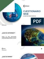 Cuestionario web
