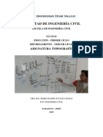 INFORME INDUCCION Y REFORZAMIENTO UCV
