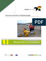 7298 - Turismo Inclusivo Na Restauração - Manual