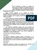 Conceptos y fundamentos de las Relaciones Industriales (1)