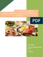 3333 - Preparação e serviço de aperitivos sólidos, refeições ligeiras e produtos de cafetaria.doc