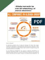 Caso Alibaba