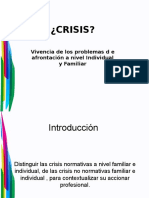 CRISIS psicosocial