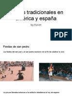 fiestas tradicionales en america y en espana  1