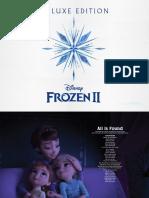 Digital Booklet - Frozen 2
