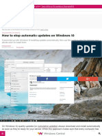 How to stop automatic updates on Windows 10 _ Windows Central.pdf
