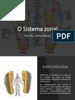 zonas reflexas - reflexologia podal
