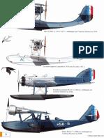 Avions Magazine Les hydravions des avisos coloniaux (Parts 1, 2, 3 et 4)