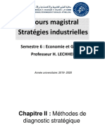 61W05-Chapitre II- Stratégies Industrielles