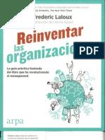 Reinventar Las Organizaciones_ Guía Ilustrada_Laloux_Appert_2017