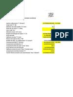 Cálculo de molas helicoidais retas