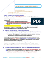 T 13 -DL- Building Social Venture Sustainability Models
