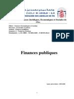 Cours finances publiques 2019 2020 - ABDERRAZAK EL HIRI.pdf