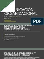 Comunicación OrganizacionalA