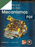 cinemaacutetica-e-dinacircmica-dos-mecanismos-robert-l-norton