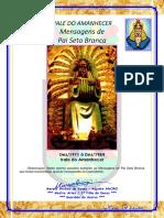 Mensagens do Pai Seta Branca - TODAS - até 31Dez1984
