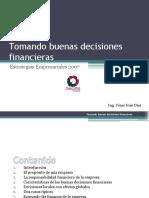 PPT #5-BUENAS DECISIONES FINANCIERAS.pps