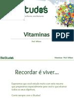 Resumo-Vitaminas