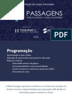 Capacitação - Passagens