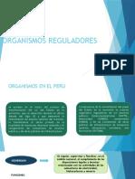 ORGANISMOS REGULADORES-0