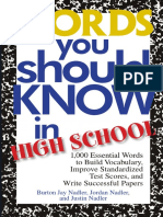 Words_You_Should_Know