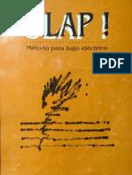 SLAP! Método para Bajo Eléctrico - Rodrigo Mendoza M