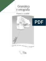 PROCESO DE MEJORAMIENTO 2-GRAMATICA Y ORTOGRAFIA
