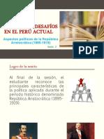 Sesión 2  PPT Aspectos politicos de la Republica Aristocratica-2