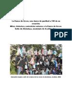 Danza de Arcos Salto de Alcholoya Acatlán Hidalgo 2.0