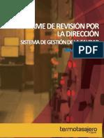 Informe gerencial 2016