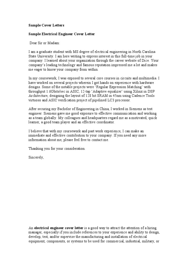 Structural Test Engineer Cover Letter salary increase proposal letter