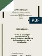 DIAPOSITIVAS CONDUCTA
